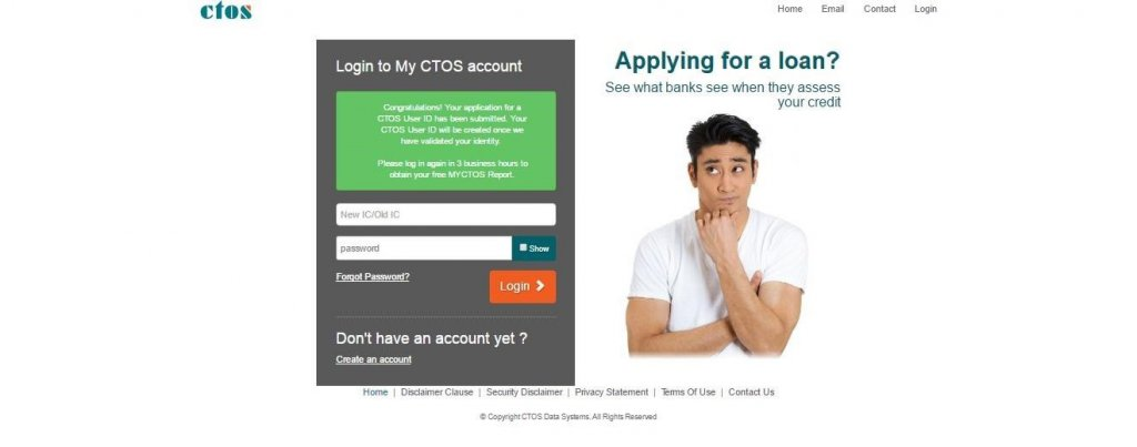 CTOS - How to read credit report : Find Out How Your Credit Is Doing