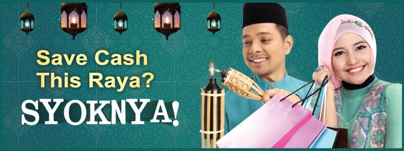 save cash this raya