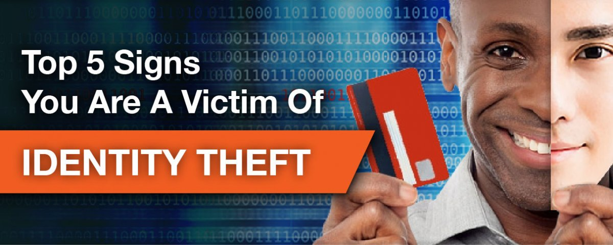 Top 5 Signs You Are A Victim Of Identity Theft Ctos Malaysia S Leading Credit Reporting Agency