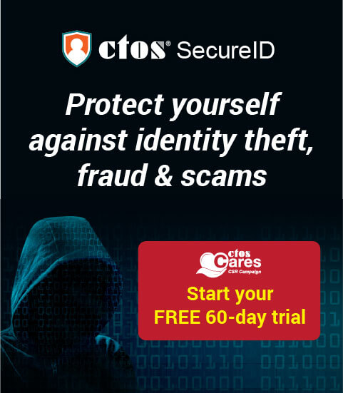 60 days FREE trial for CTOS SecureID
